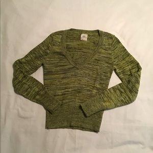 SO V-neck Sweater